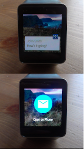 WearMail for Android Wear screenshot 3
