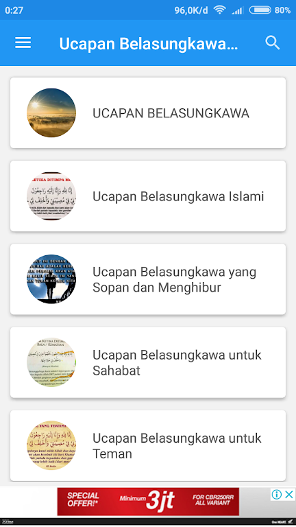 Download Ucapan Belasungkawa Islam Apk Latest Version 10