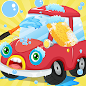 Kids Car Wash Salon Service Workshop icon