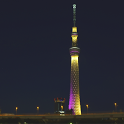 Tokyo Skytree Live Wallpaper icon