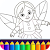 Coloring game for girls and women file APK for Gaming PC/PS3/PS4 Smart TV