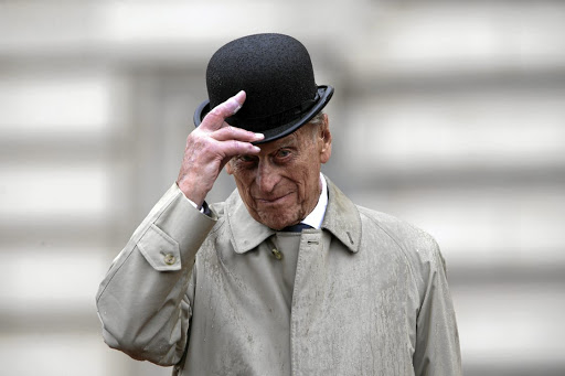 Second fiddle: Prince Philip, Duke of Edinburgh, died last Friday. Picture: Getty Images/Yui Mok/WPA Pool