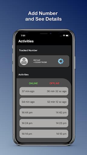 WhatsTrack - Online App Usage Tracker for Family