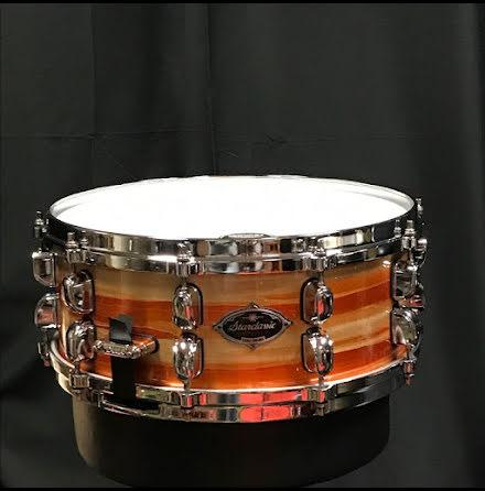 "14"" x5,5"" Tama Starclassic Performer B/B - Lacquered Orange Oyster"