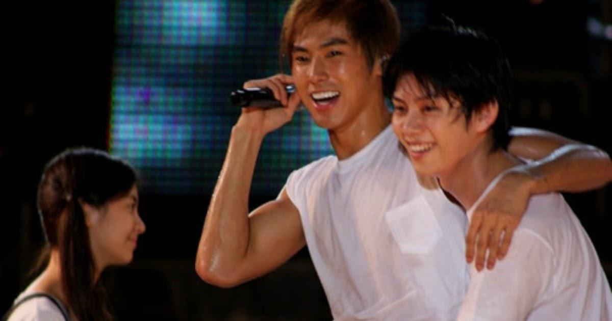 hwangbo și yunho dating