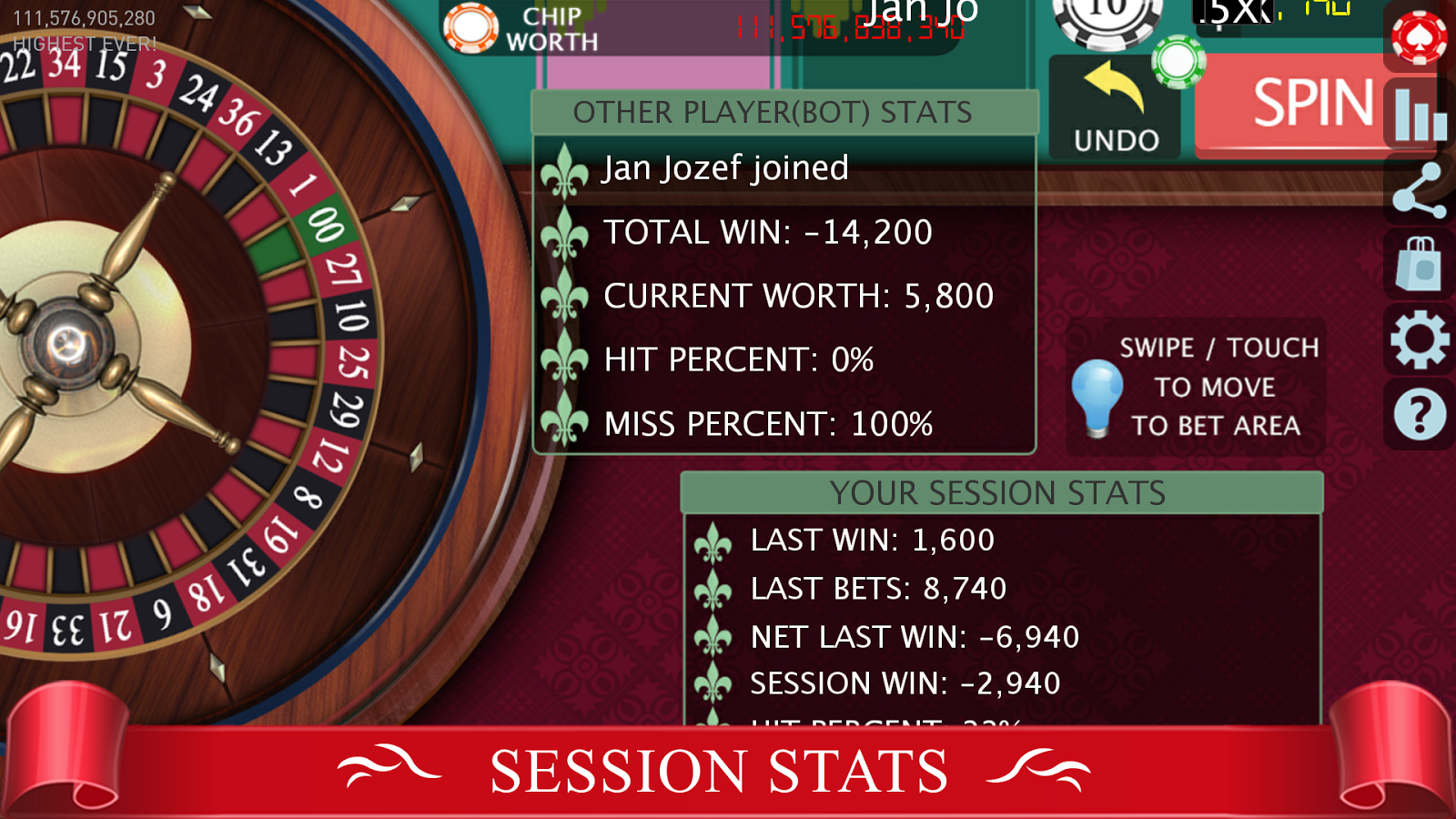 roulette royale casino