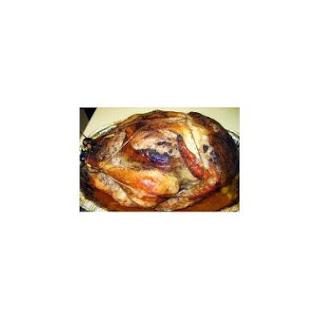 Stuffed Turkey Middle Eastern Style