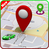 Share Location Driving Route : GPS Navigation