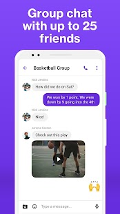 TextNow: Free Texting & Calling App Screenshot