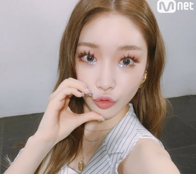 chungha makeup 5