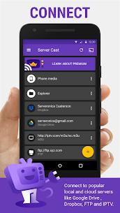 Server Cast   Videos to Chromecast/DLNA/Roku/+ 1