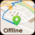 Offline GPSC icon