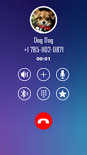Fake call from dog - náhled