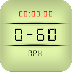 0-60 mph (0-100 km/h) GPS acceleration time