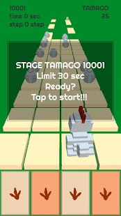 ZooStepper step on tiles- screenshot thumbnail