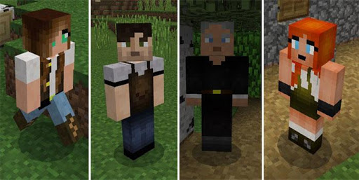 Villagers Alive for Minecraft 2.0.1 screenshots 2