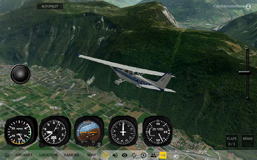 GeoFS - Flight Simulator App Report on Mobile Action - App