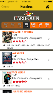 Ciné L'Arlequin - Belley- screenshot thumbnail