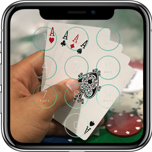 Poker Lock Screen