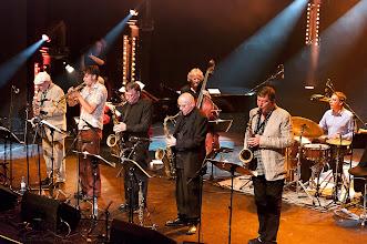 Photo: European Jazz Ensemble - 25. Intern. Jazzfestival Viersen 2011 - Festhalle Bühne 1