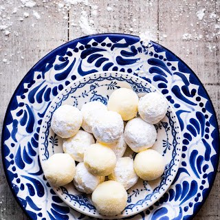 Fresh Lemon Truffles Recipe
