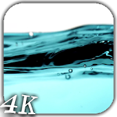 Water 4K Video Live Wallpaper