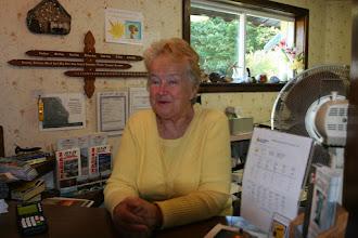 Photo: Die Chefin, 79 Jahre alt und topfit