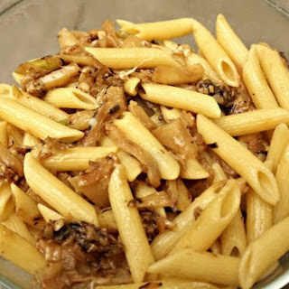 Pasta with Fennel and Fresh Garlic