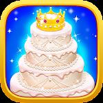 Royal Wedding Cake - Sweet Desserts Maker Icon
