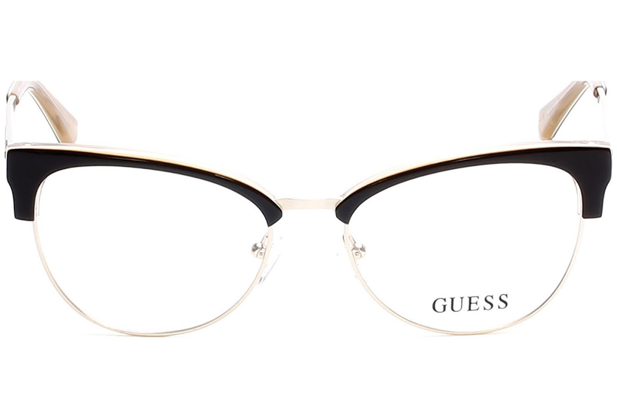 Buy Guess GU2552 C52 050 (dark brown/other / ) Frames | opti.fashion