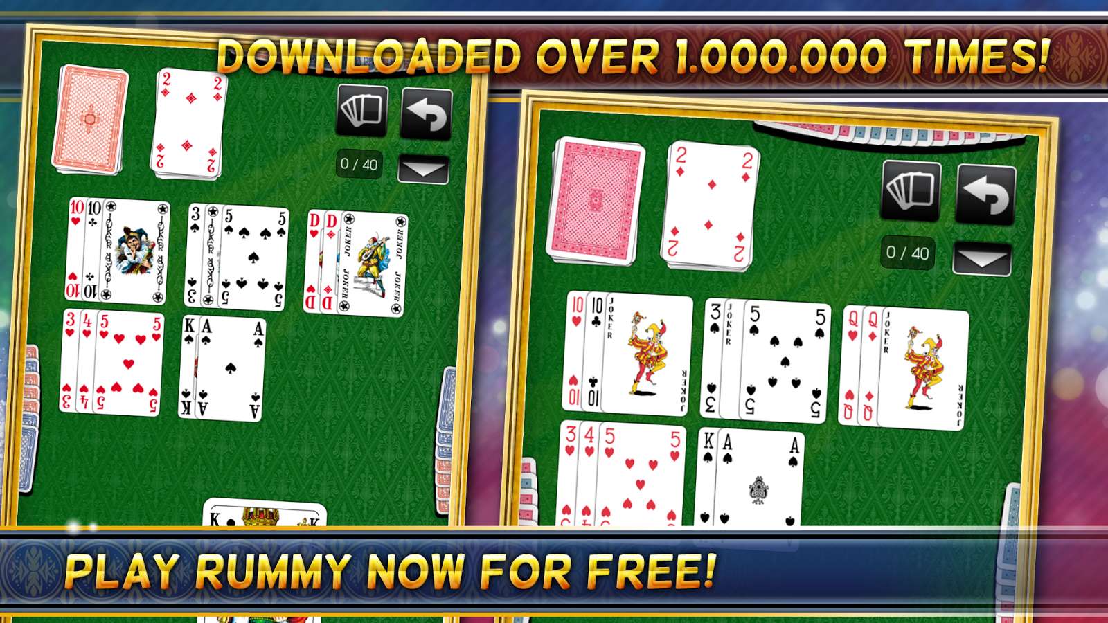 Rummy Card Game Free