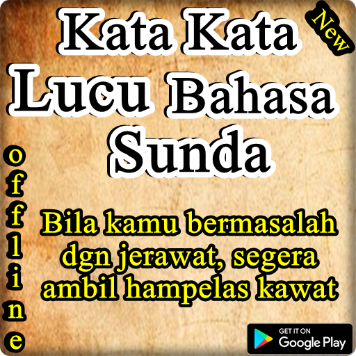 Kata Kata Lucu Bahasa Sunda Android تطبيقات Appagg