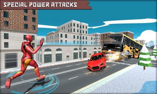 Iron Superhero War - Superhero Games screenshots 2