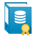 Forms binders (Database) icon