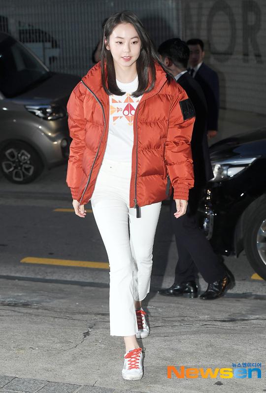 ahn sohee winter jacket summer 5