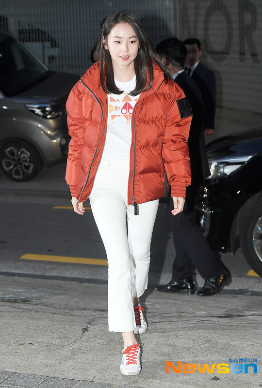 ahn sohee winter jacket summer 5