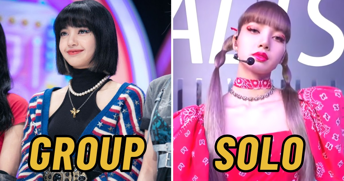 Group Versus Solo: BLACKPINK's Lisa Notes The Difference Between Performing With Her Members And Alone