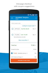 Travelyaari - Online Bus Booking & Bus Tickets- screenshot thumbnail
