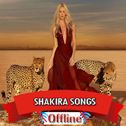 Shakira Songs Offline (40 songs)