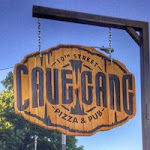 Logo for Cave Gang Pizza & Pub