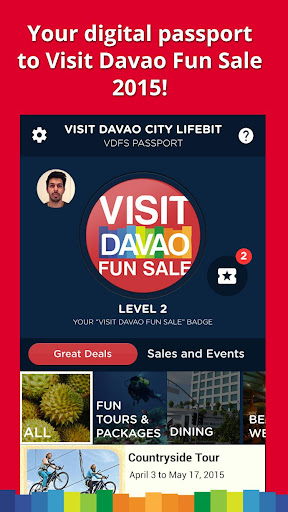Visit Davao City Lifebit