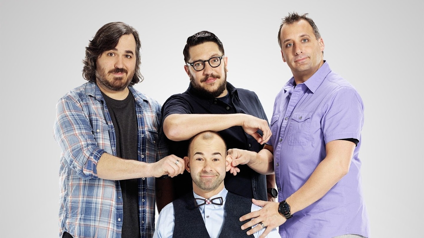 Watch Impractical Jokers live