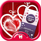 Valentine Cards – Love Card Maker Android APK Download Free By New Visions Studio