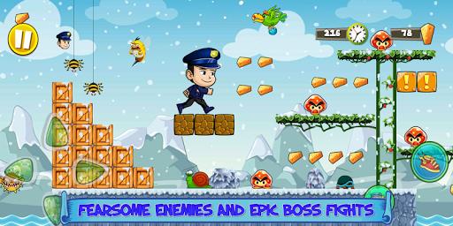 Cheese Police Adventures apktram screenshots 16