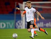 Euro U21: incertitudes pour Niklas Dorsch avant un duel décisif