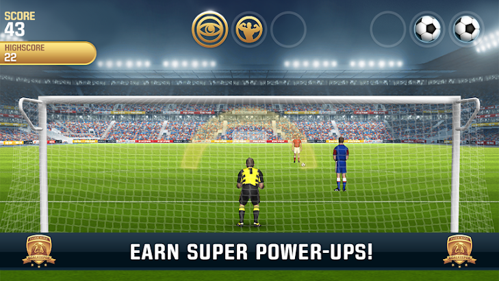 Flick Kick Goalkeeper- screenshot thumbnail