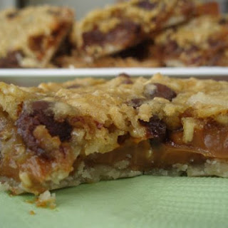 My Sheila's Dream Bars
