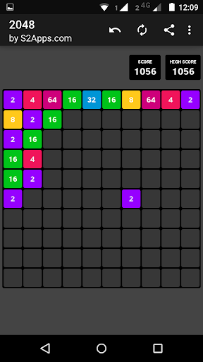 2048 4.2.18 screenshots 12