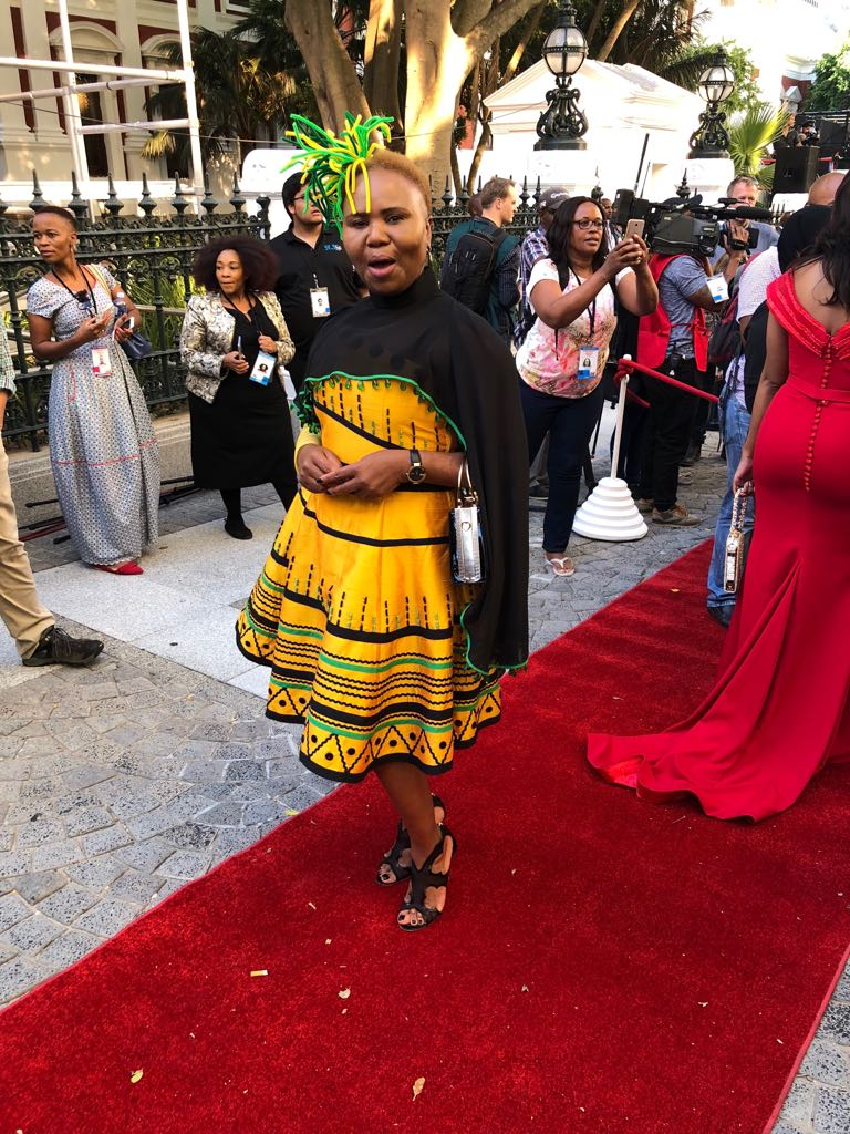 Fashion From The Sona 2018 Red Carpet