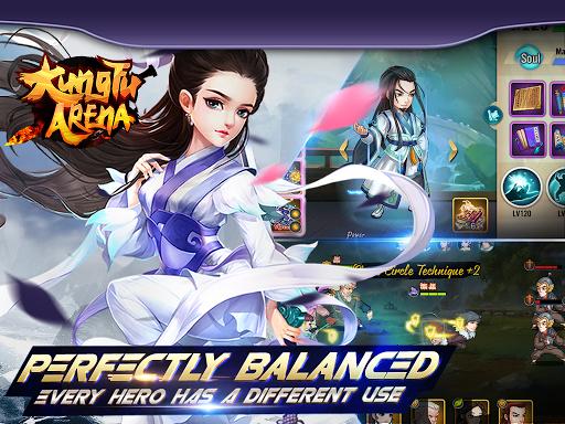 Kungfu Arena - Legends Reborn 1.0.6 gameplay | by HackJr.Pw 16